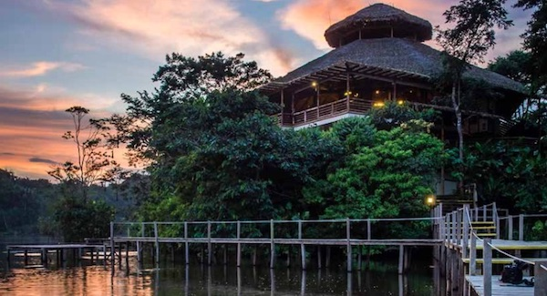 Amazon Eco Lodge
