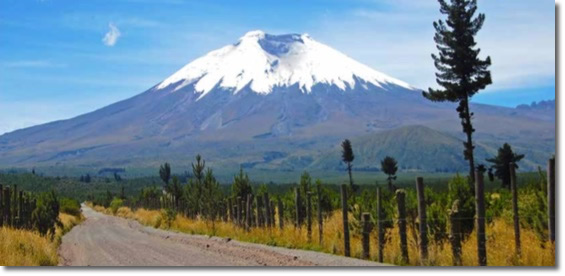Bueatiful Ecuador