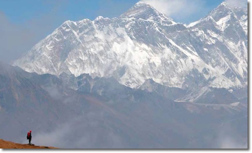 Forward Travel in the Himalayas