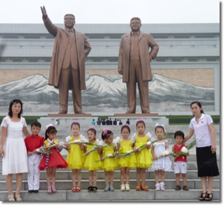 Inside North Korea with Travel Masters