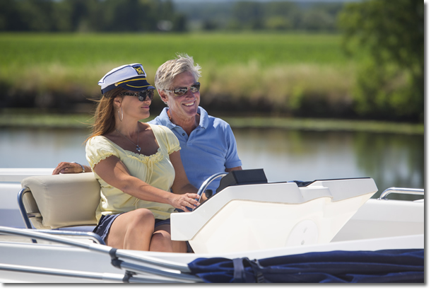 No licence required to enjoy Le Boat