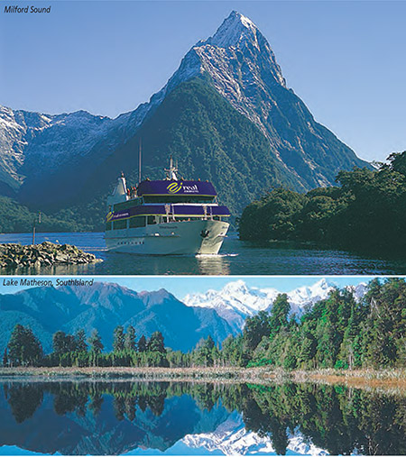 Discover the best of New Zealand.