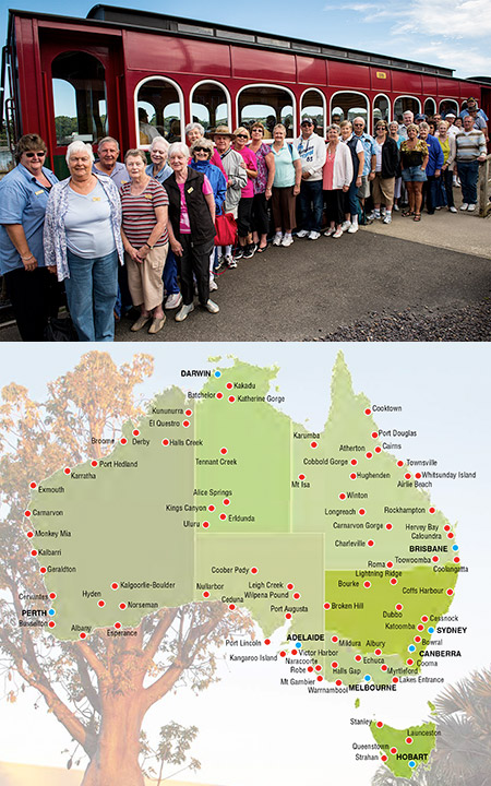 Seniors Travel Group